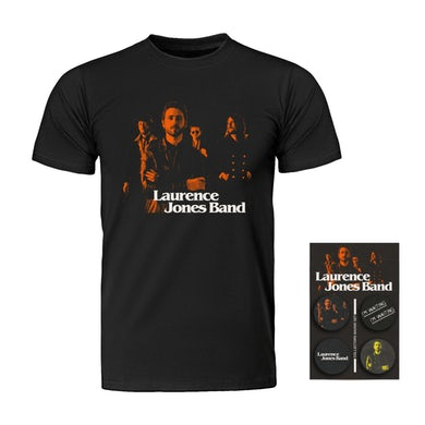Laurence Jones Band (Limited Edition) T-Shirt
