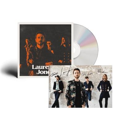 Laurence Jones Band CD