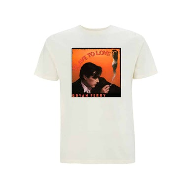 Roxy Music Slave To Love T-Shirt