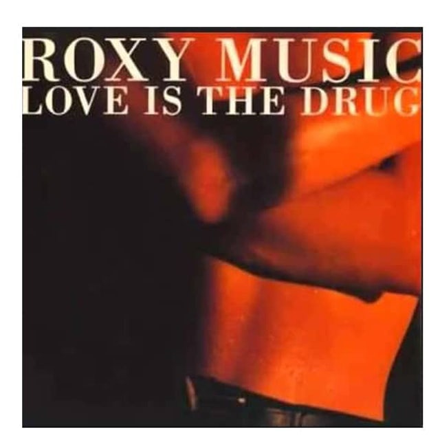 Roxy Music Love Is The Drug  CD