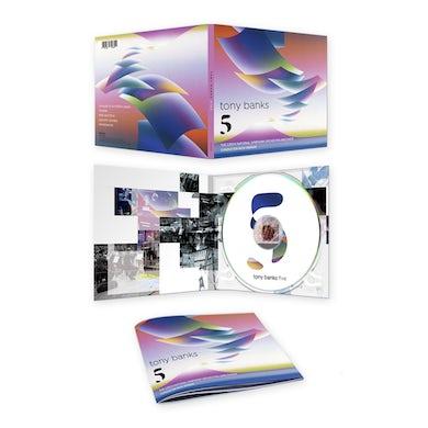Tony Banks 5 CD