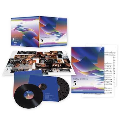 Tony Banks 5 LP (Vinyl)