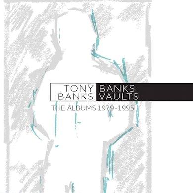 Tony Banks Banks Vaults: The Albums 1979-1995 Boxset