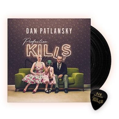 Dan Patlansky Perfection Kills LP (Vinyl)