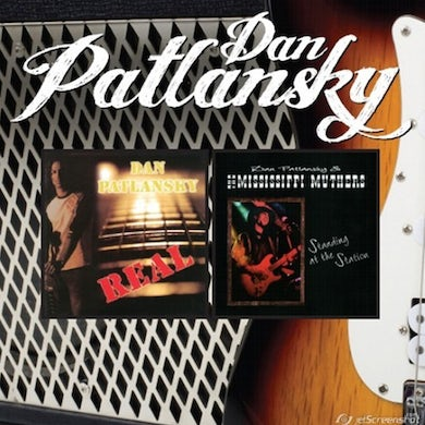 Dan Patlansky Real & Standing at the Station Deluxe CD
