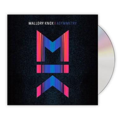 Mallory Knox Asymmetry CD Album CD