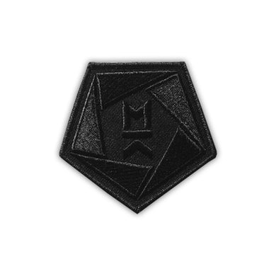 Mallory Knox Wired Tour Logo Patch