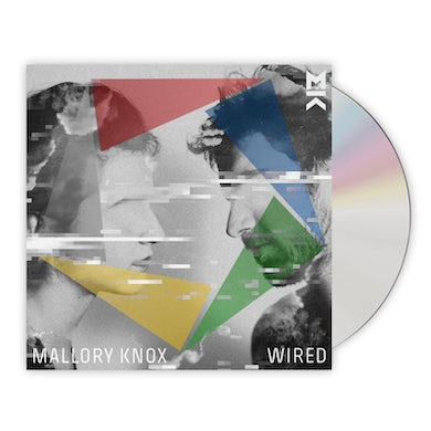 Mallory Knox Wired CD Album CD