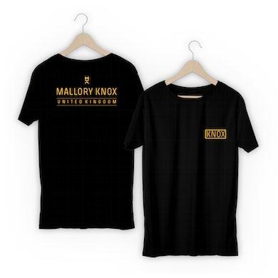 Mallory Knox Knox Amber Print T-Shirt