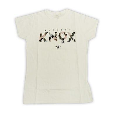 Mallory Knox Ladies Flower T-Shirt