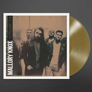 Aztec Gold Heavyweight LP (Vinyl)