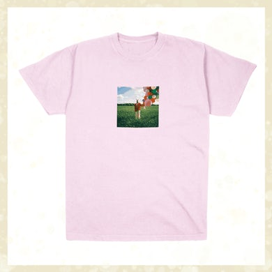 Bunny Tee in Pink