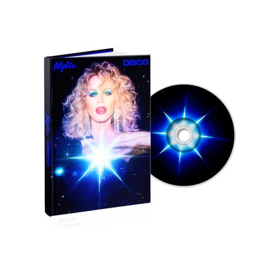 Disco Deluxe CD Album (Exclusive) Deluxe CD