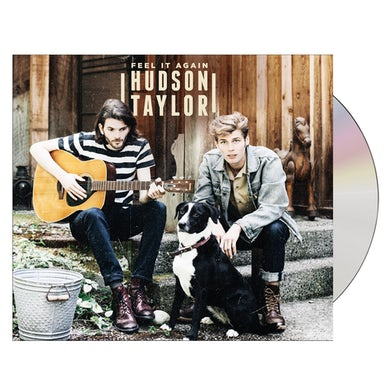 Hudson Taylor Feel It Again EP CD