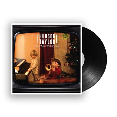 Hudson Taylor How I Know It's Christmas  7 Inch
