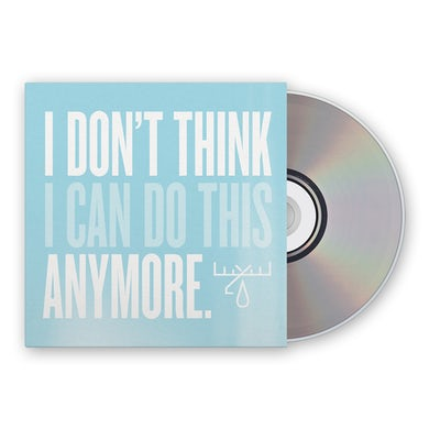 Moose Blood I Dont Think I Can Do This Anymore CD