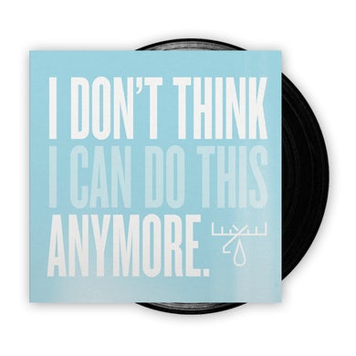 Moose Blood I Don't Think I Can Do This Anymore Vinyl LP LP