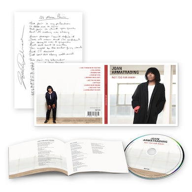 Joan Armatrading Not Too Far Away CD