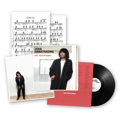 Joan Armatrading Not Too Far Away LP (Vinyl)
