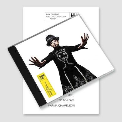Culture Club Life CD Album* CD