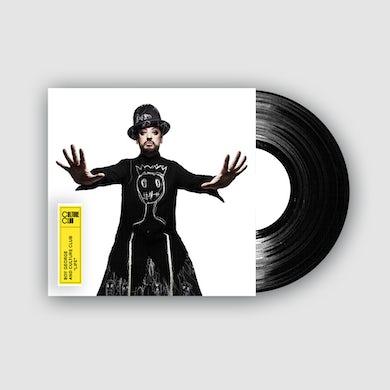 Culture Club Life Black LP (Vinyl)