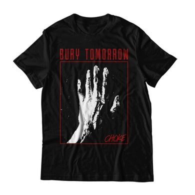 Bury Tomorrow Choke T-Shirt