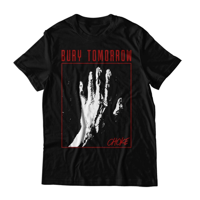 Bury Tomorrow Choke T-Shirt