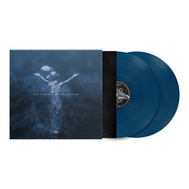 This Place Will Become Your Tomb Blue Double LP (Vinyl)