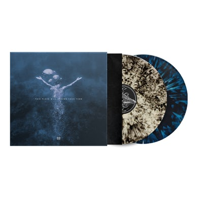 This Place Will Become Your Tomb Sand & Blue Double LP (Vinyl)