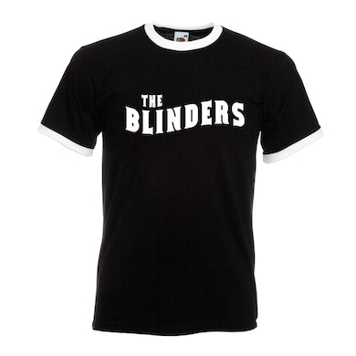 The Blinders Black / White Ringer T-Shirt