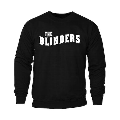 The Blinders Black Jumper Wave Logo