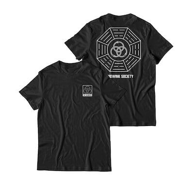 Hoodwink Snake T-Shirt (Black)