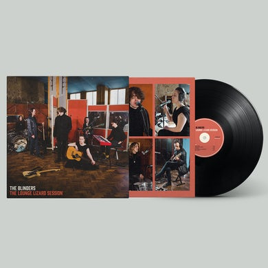 The 'Lounge Lizard Session' Black Vinyl