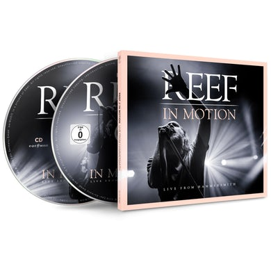 Reef In Motion Live from Hammersmith CD + Blu-ray CD/Blu-ray