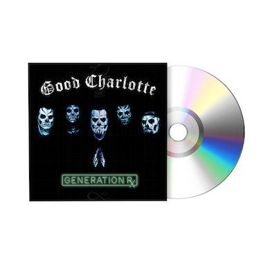 Good Charlotte Generation Rx CD