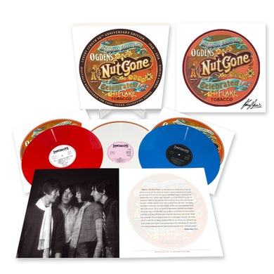 Small Faces Ogdens' Nut Gone Flake - 50th Anniversary 3LP Boxset Boxset (Vinyl)