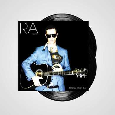 Richard Ashcroft These People Double LP (Vinyl)
