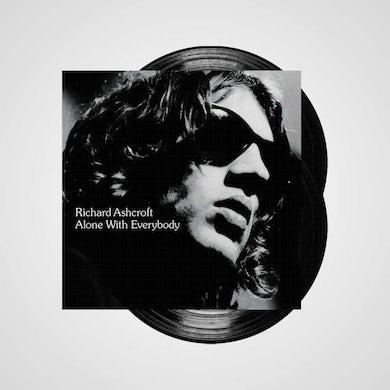 Richard Ashcroft Alone With Everybody  Double Heavyweight LP (Vinyl)