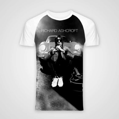 Richard Ashcroft Car T-Shirt
