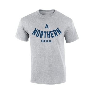 Richard Ashcroft A Northern Soul Grey T-Shirt