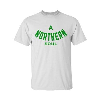 Richard Ashcroft A Northern Soul White T-Shirt
