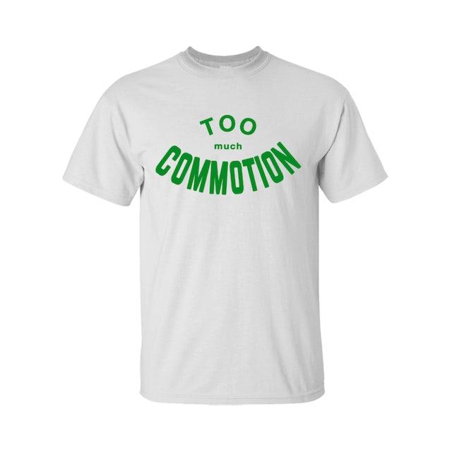Richard Ashcroft Commotion White T-Shirt