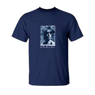 Richard Ashcroft Northern Soul Navy Blue T-Shirt