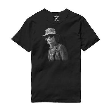 Richard Ashcroft Bucket Hat Black T-Shirt