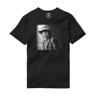 Richard Ashcroft Bucket Hat Photo Black T-Shirt