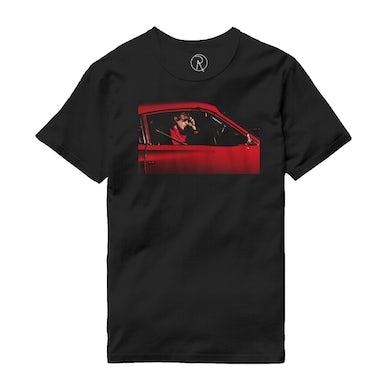 Richard Ashcroft Red Car T-Shirt