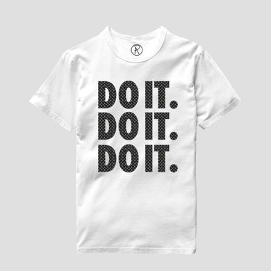 Richard Ashcroft Do It White T-Shirt