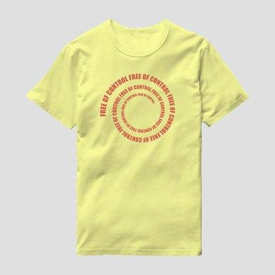 Richard Ashcroft Free Of Control T-Shirt