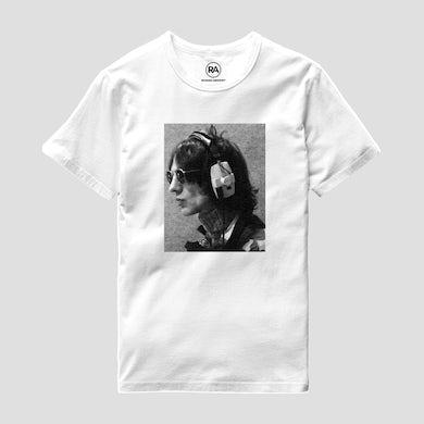 Richard Ashcroft Studio Photo White T-Shirt