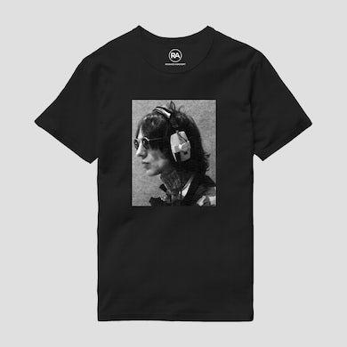 Richard Ashcroft Studio Photo Black T-Shirt